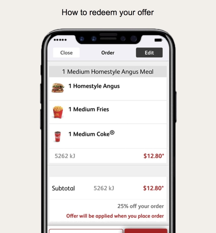 mcdonald iphone 8 4