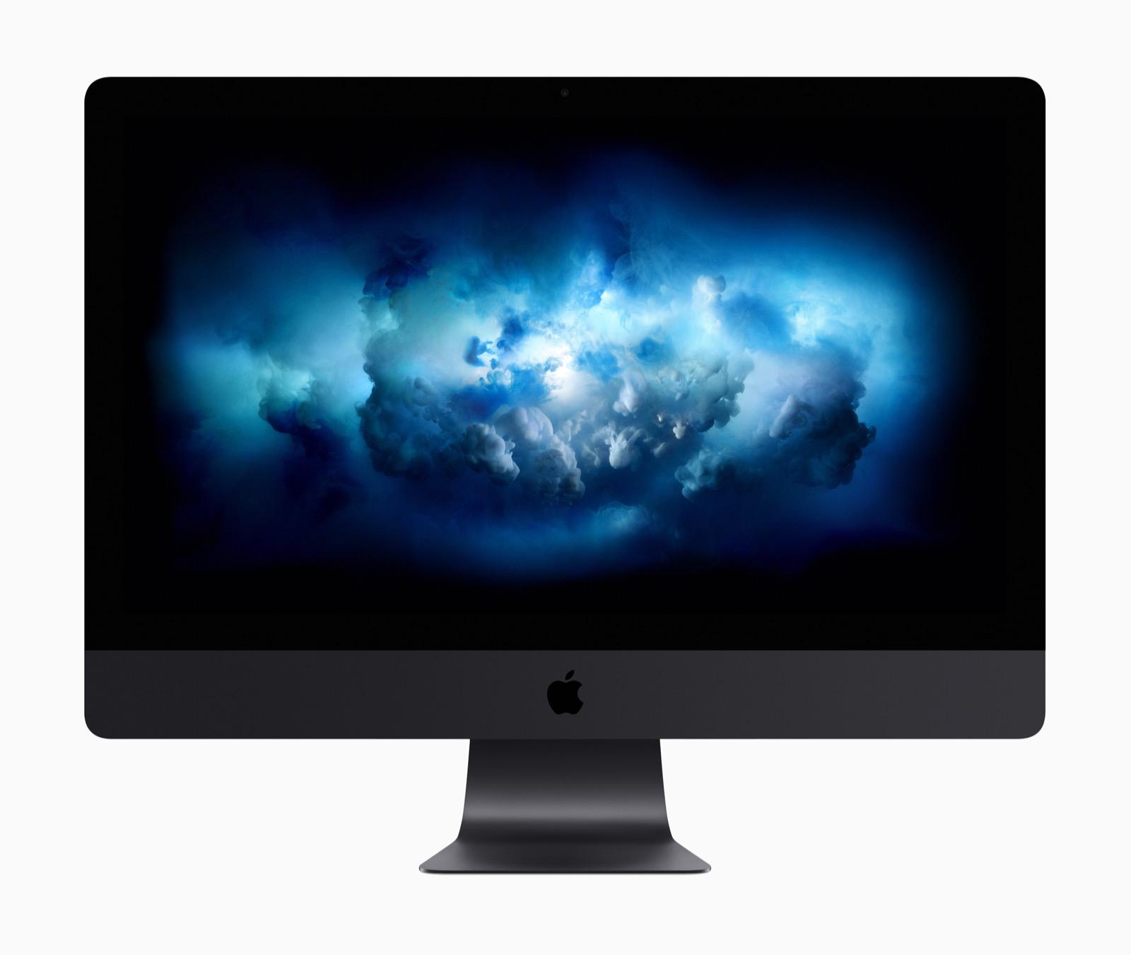 velocità dell'iMac pro