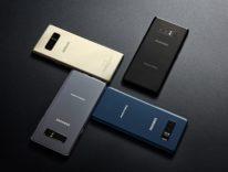 Galaxy Note 8 visto da vicino nella galleria fotografica di Macitynet
