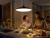 Philips Hue Cher Suspension, il lampadario compatibile HomeKit da 3000 lumen