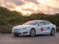 È italiano il record mondiale su Tesla 1.078 km con una sola carica
