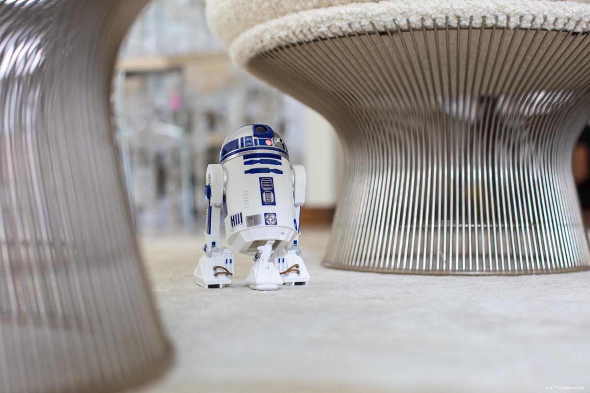 robot di R2-D2