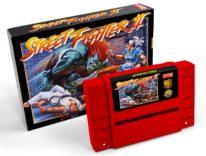 "Capcom rilascia ""incendaria"" edizione vintage di Street Fighter II per Super Nintendo"