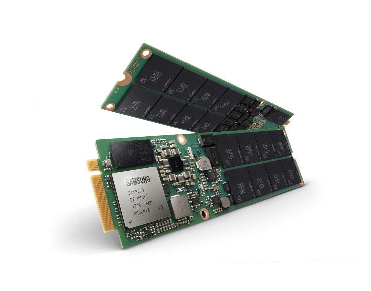 Nuove unità SSD Samsung