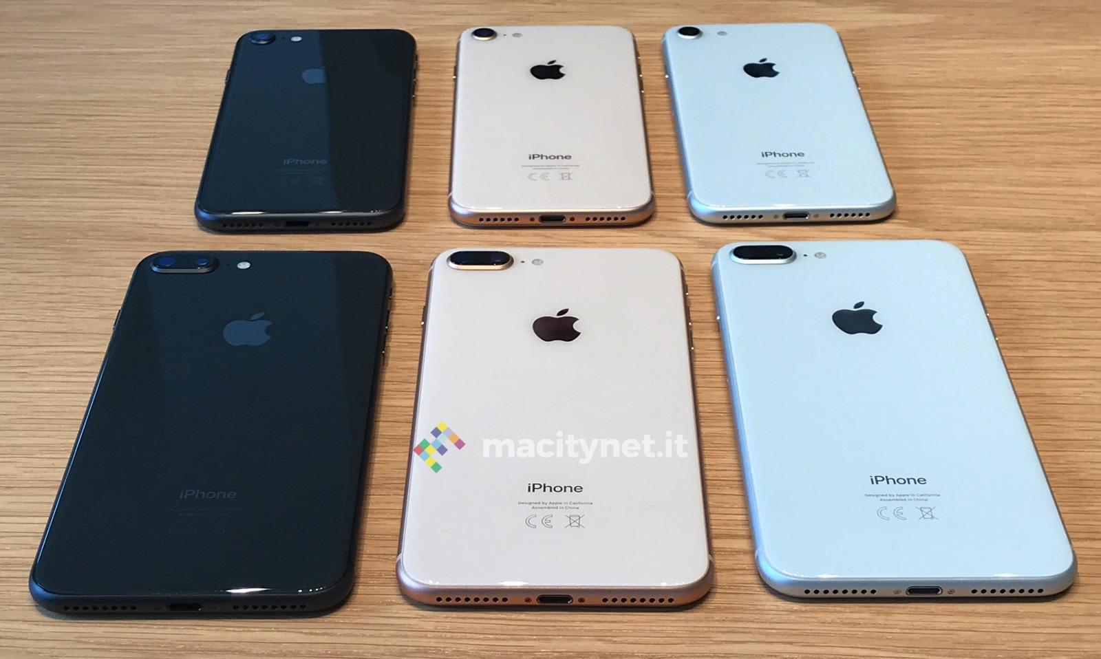 vendite iPhone 8