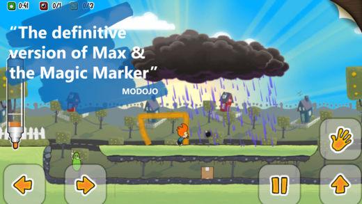 Max & the Magic Marker per iPhone