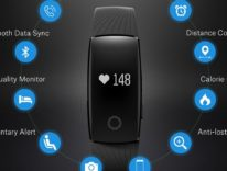Smartband Mpow, con cardiofrequenzimetro a 21,59 euro con codice sconto Amazon