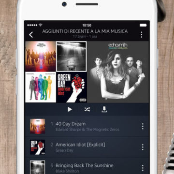Amazon Music Unlimited iphone 3