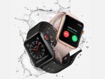 Apple Watch 3 cellular ha il doppio della memoria rispetto al modello standard