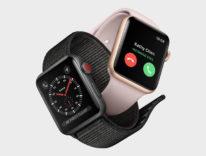 La connettività di Apple Watch 3 LTE non funziona con i piani prepagati?