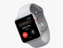 Disponibile watchOS 4.0.1, risolto il problema di connettività LTE/Wi-Fi sugli Apple Watch Series 3
