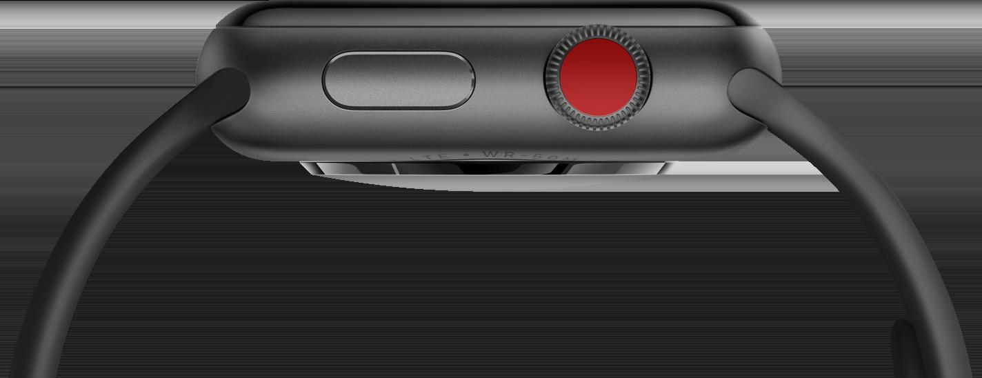 Apple Watch 3 LTE americano