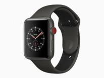 Apple «Watch 3 cellular può aver problemi con le reti LTE, fix in arrivo»