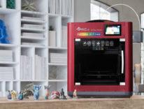 IFA 2017, la stampa 3D a colori è realtà con da Vinci Color di XYZprinting
