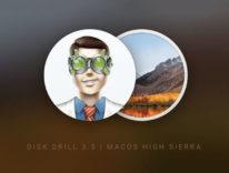 Disk Drill supporta High Sierra e APFS per recuperare file cancellati, anche da iOS 11