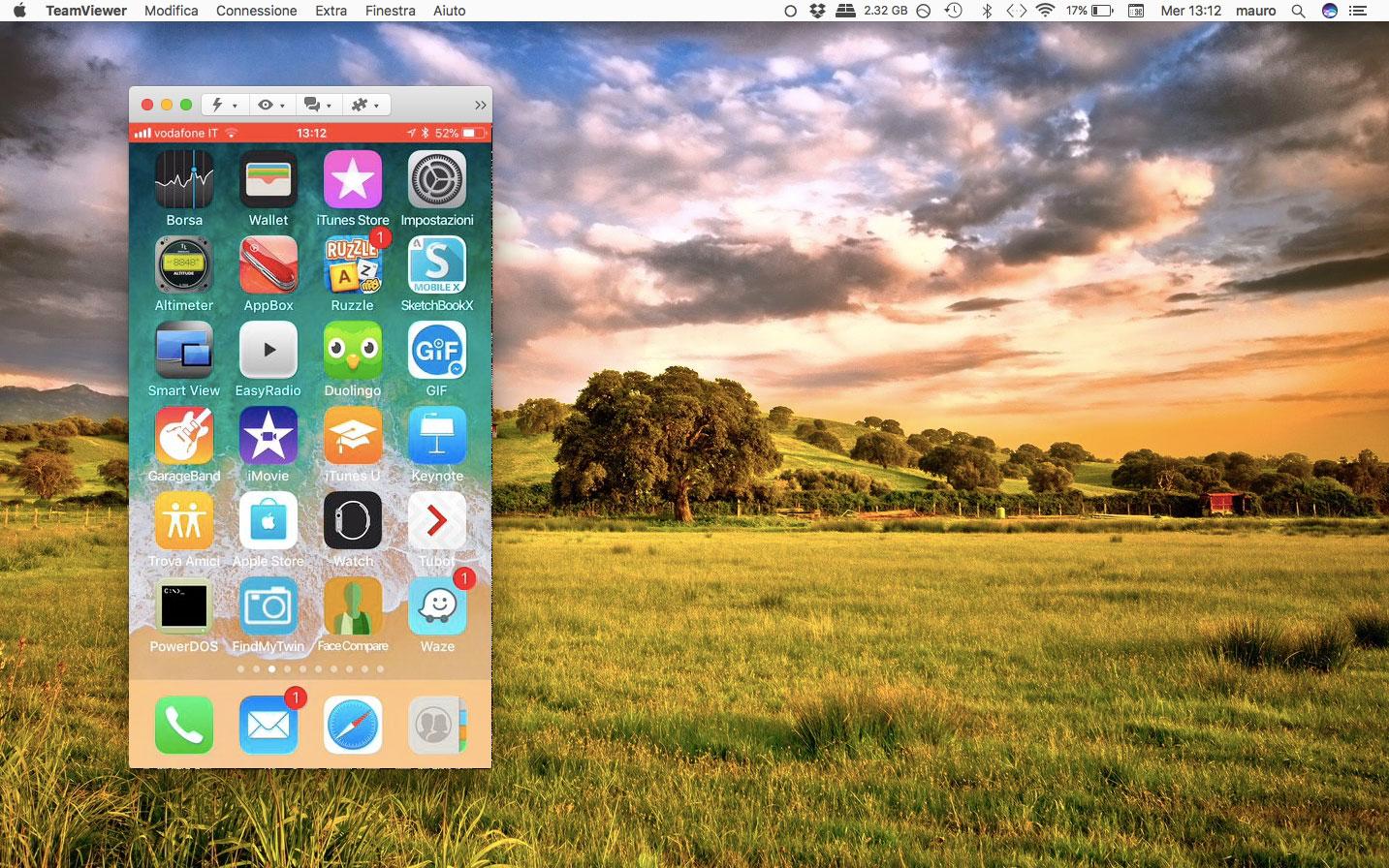 teamviewer per iPhone