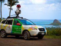 Google aggiorna le fotocamere di Street View con nuove tecnologie