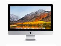 Apple rilascia macOS High Sierra, ora disponibile per il download su Mac App Store