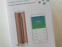 Netatmo Healthy home coach in prova. Il guardiano della salute di casa su Homekit