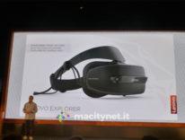 Lenovo Explorer, il visore per la Realtà Virtuale su PC