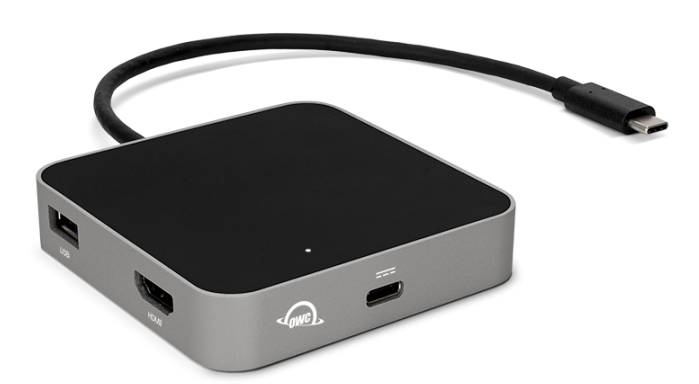 OWC USB-C Travel Dock 1