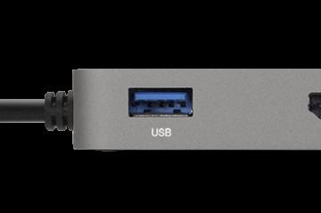 OWC USB-C Travel Dock 4