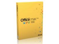 Finito il supporto Microsoft Office per Mac 2011