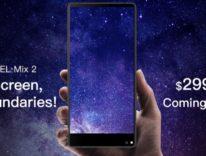 Oukitel Mix 2 e Oukitel C8, in arrivo due nuovi smartphone con Infinity Display