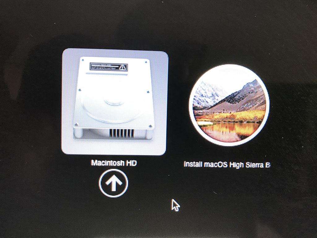 Macos high sierra come creare una chiavetta usb e installare macos da zero - Er finestra mac ...