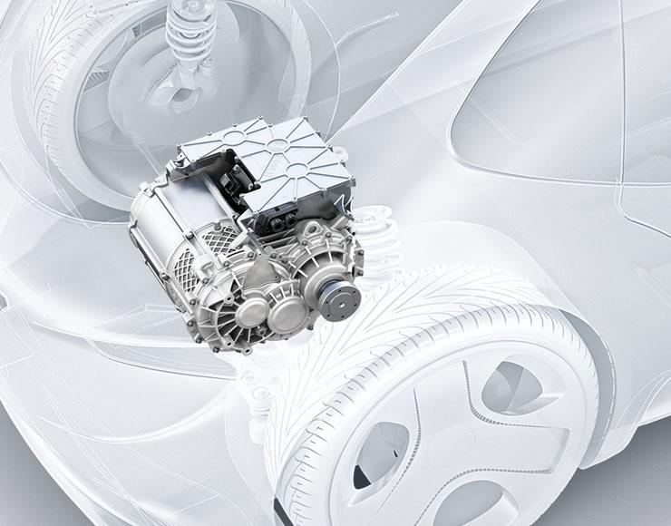 sistema di propulsione Bosch