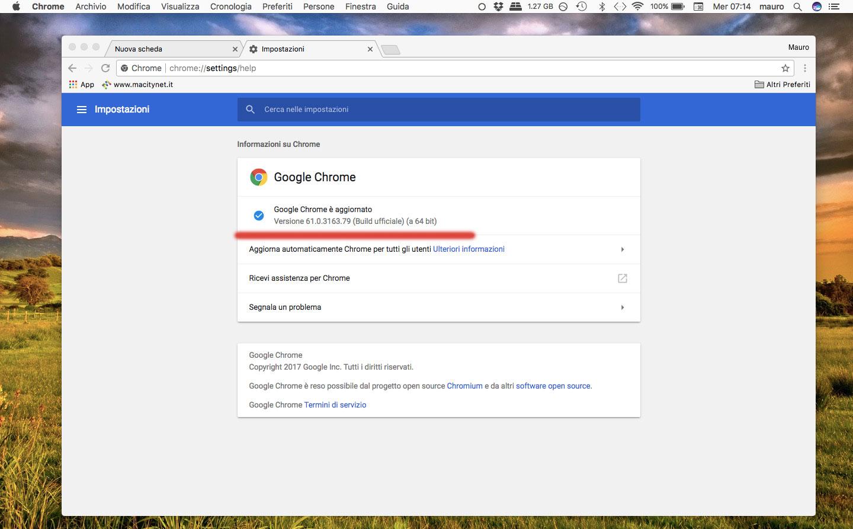 Chrome 61