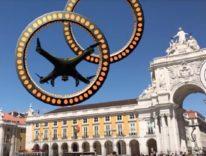 DroneTopolis AR è il simulatore di droni in realtà aumentata