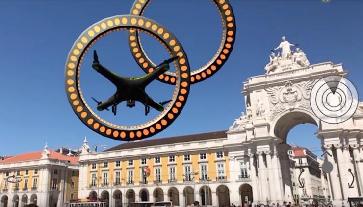 DroneTopolis AR 10