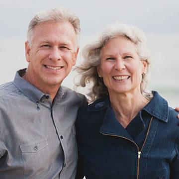 Phil Schiller con la moglia