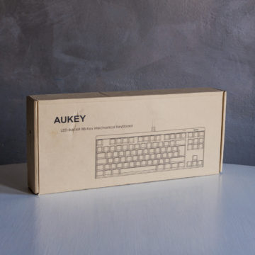 Tastiera Meccanica AUKEY
