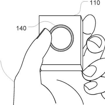Brevetto telecomando per Siri con integrato il Touch ID
