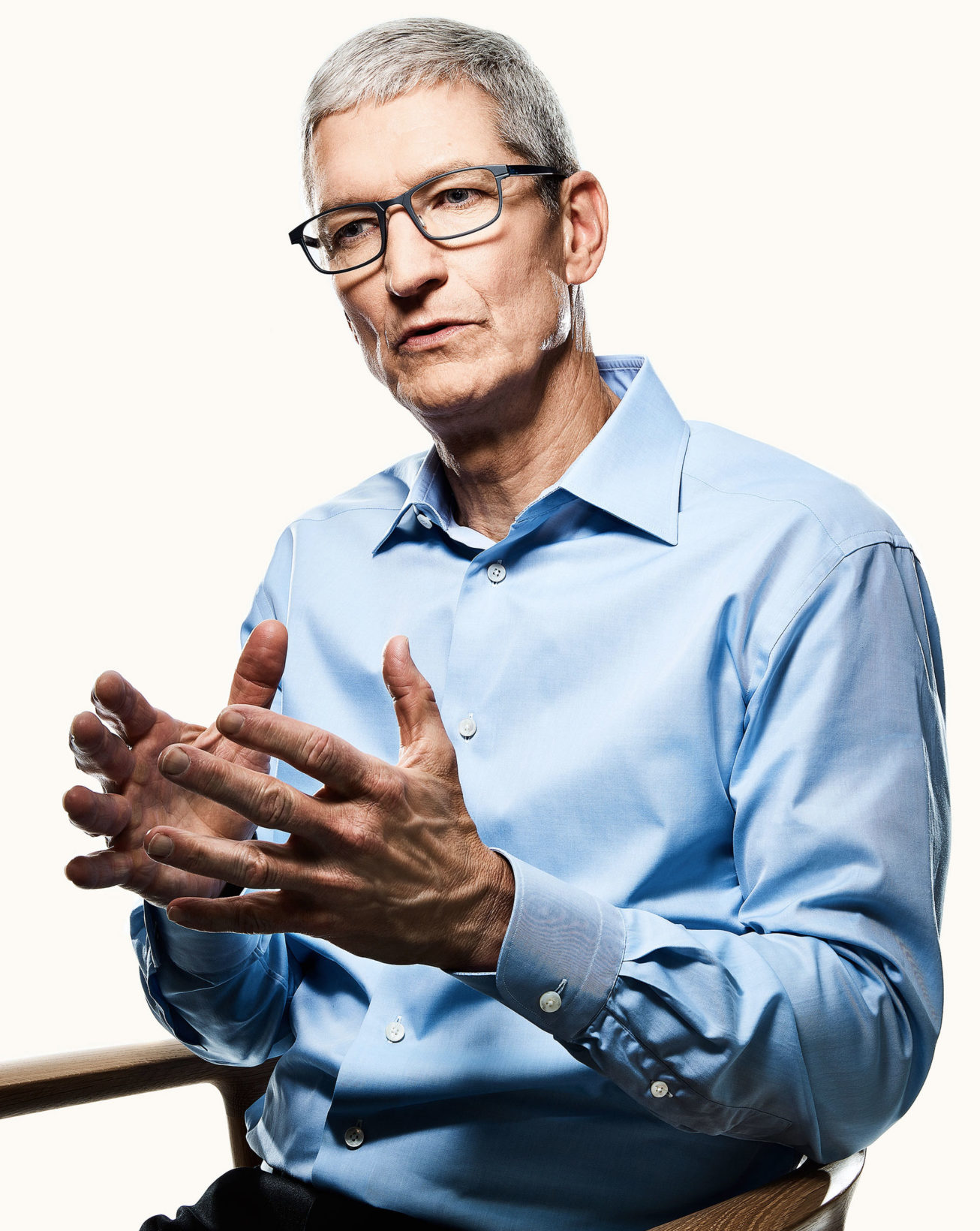 Tim Cook. Foto: Spencer Lowell - Fortune