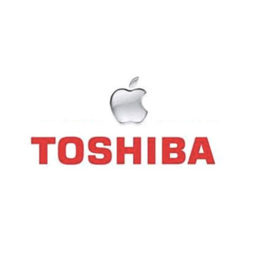 Apple e Toshiba
