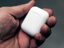 Custodia wireless per AirPods