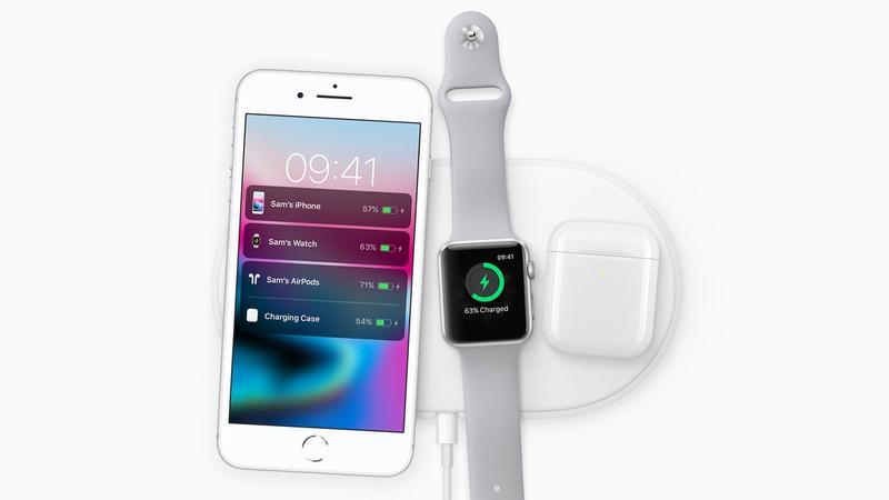 ricarica wireless per Apple Watch 3