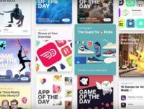Apple sfoggia App Store iOS 11 tutto rinnovato in 4 video spot lampo