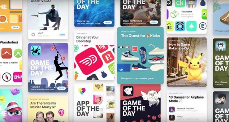 app store ios 11 icon