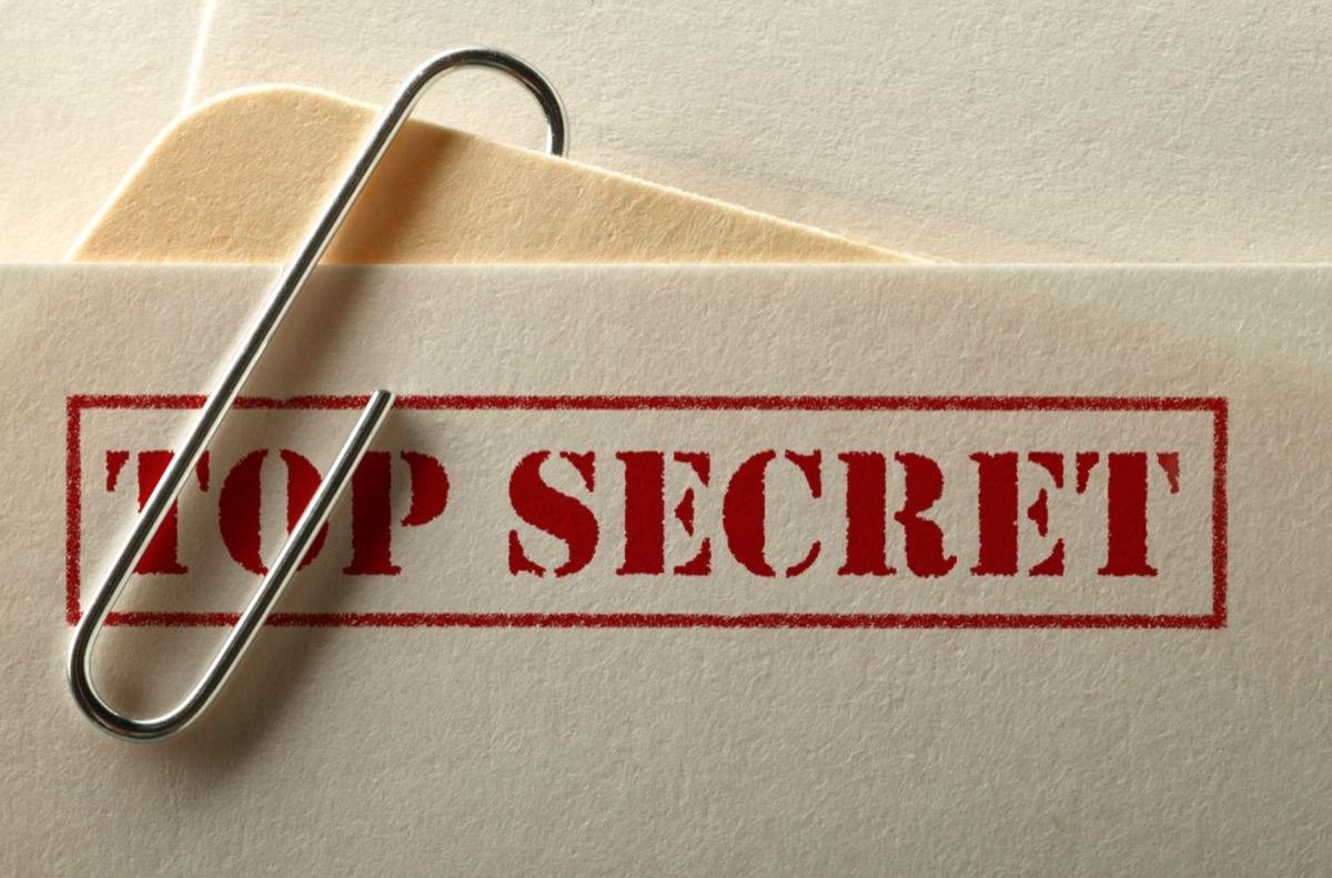Apple segretezza