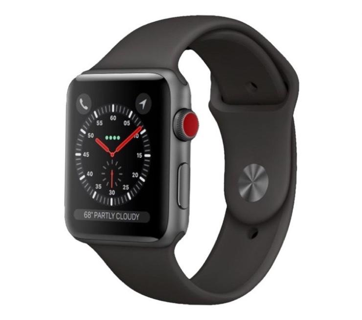 apple watch 3 LTE 740