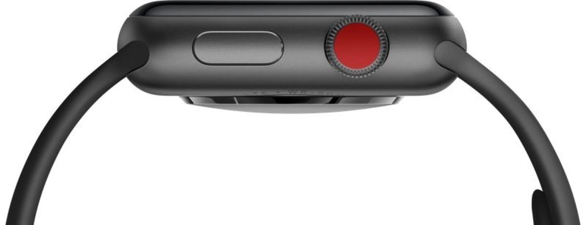 apple watch 3 batteria