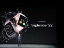 Apple Watch Series 3 arriva in Italia senza rete cellulare (per ora)