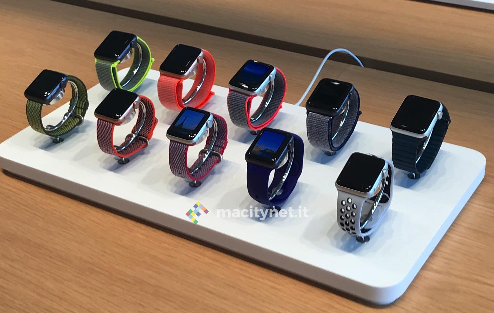 store apple watch - foto Apple Watch serie 3