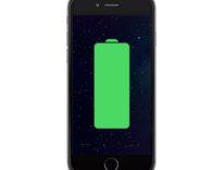iPhone 8 batteria