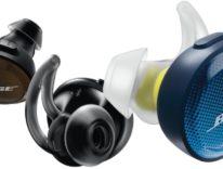Bose SoundSport Free, gli auricolari true wireless per gli sportivi