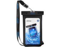 Custodia impermeabile per smartphone in offerta a 7,19 euro